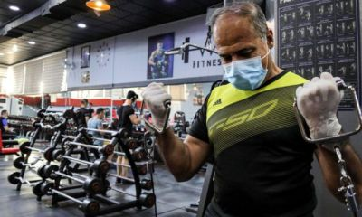 California gym owners Angry were open for months after finding gyms in Gov't Buildings
