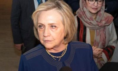 Hillary Clinton: Mentally, I'm SICK to my stomach over Trump's reelection