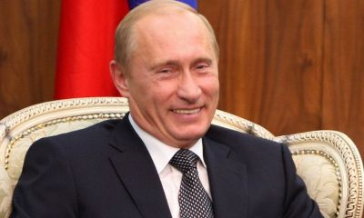 Democratic Narrative Busted: Vladimir Putin comes to the rescue of the Bidens