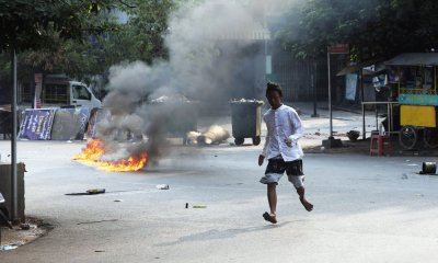 Myanmar has proclaimed martial law in order to 'legitimize' its strategies.