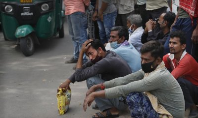 India's one-year curfew had a major impact on many people's lives.