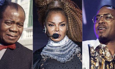 Janet Jackson and Nas' albums have been added to the Recording Registry.