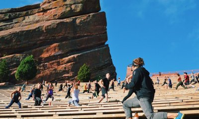 Annual SnowShape conditioning series at Red Rocks begins Saturday