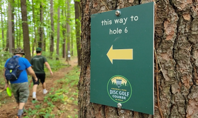 North Country Report: Disc golf for a cause in the name of Ed Bartholomew
