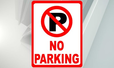 Upcoming emergency no parking restrictions in Albany, Sept. 22