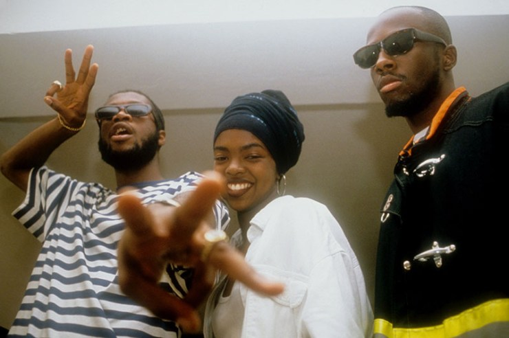 1632425333 404 Fugees made fans wait for three hours at first reunion