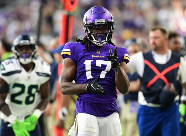 1632718614 327 Without injured Dalvin Cook Vikings swamp Seahawks 30 17 in home