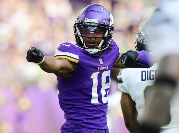 1632718615 392 Without injured Dalvin Cook Vikings swamp Seahawks 30 17 in home