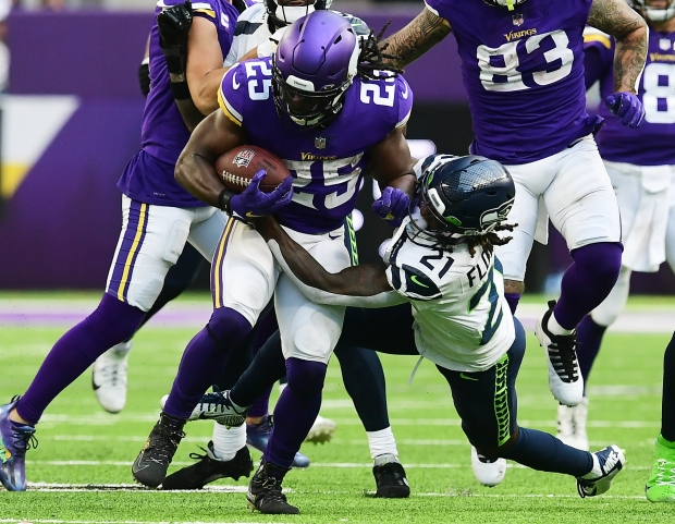 1632718616 71 Without injured Dalvin Cook Vikings swamp Seahawks 30 17 in home