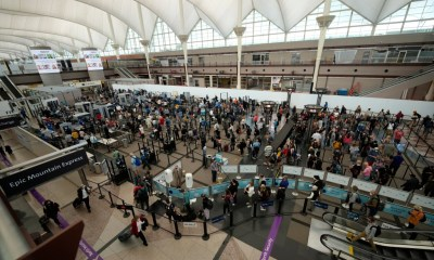 Janitors at Denver International Airport vote to strike against contractor