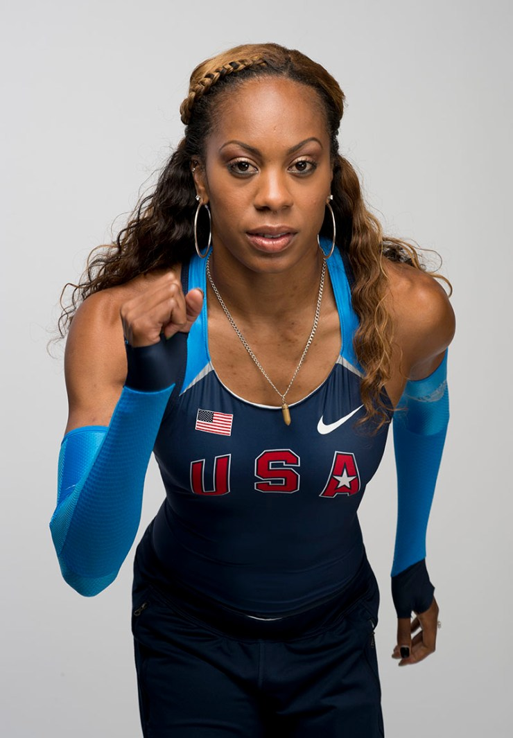 Former Olympic Sprinter Sanya Richards Ross Joins 'The Real Housewives of
