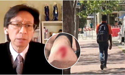 Chinatown leader attacker gets hate crime charge dropped
