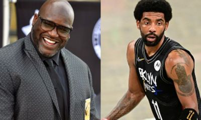 """Damn, Diesel: Shaquille O'Neal Says Nets Should Trade Kyrie Irving Over COVID-19 Vaccination Stance, """"Get His A– Up Outta There"""""""