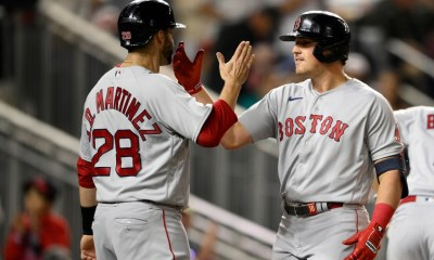 Mastrodonato: Red Sox, Alex Cora should keep rolling with the 'big boy' lineup