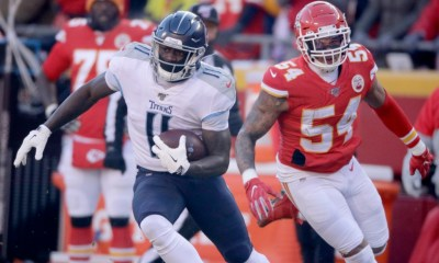 The Loop Fantasy Football Update Week 4: Titans running out of receivers