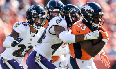 Keeler: Yo, Pat Shurmur, if Javonte Williams and Melvin Gordon don't get more touches, Broncos are toast. And so are you.
