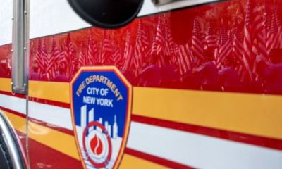 """All The SmoKKKe: 9 FDNY Firefighters Suspended For Racist """"Jokes"""" About George Floyd And Threatening """"Wild Animal"""" Protesters With Hoses"""