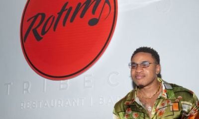 Rotimi Performs At The 'Lost In Riddim' Festival Dispute ER Visit For Collapsed Throat