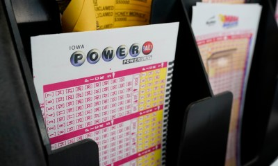 Winning Powerball numbers for Monday's $685M jackpot