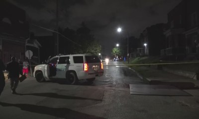 Woman killed and man injured in possible drive-by shooting, police say