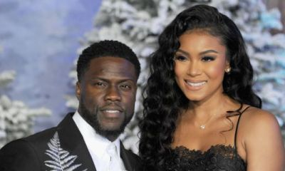 """Happy Birthday To Kevin's """"Heart"""": Kevin And Eniko Hart's Daughter Kaori Turns One With Pink Petalled Party"""