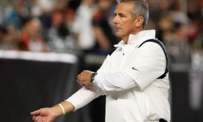 SMH: Jaguars Release Statement On Overly Handsy Coach Urban Meyer's Viral Video