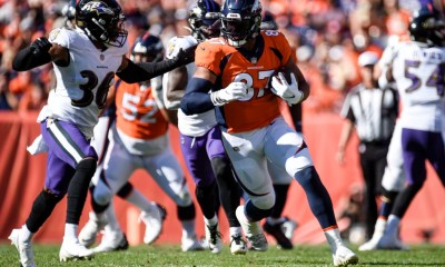 Broncos tight end Noah Fant has the catches, but not the big-play production through four games