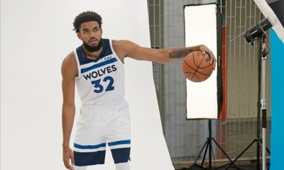For Karl-Anthony Towns to join contemporaries among NBA's elite, Timberwolves need to win