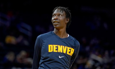 """Has Bol Bol's Nuggets career turned a corner? """"It takes a village"""""""
