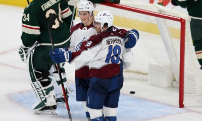 Avs Mailbag: Which rookie is ready for a breakout year: Bo Byram or Alex Newhook?
