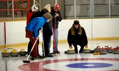 Curling 101: St. Croix Curling Center offers 'Learn to Curl' sessions