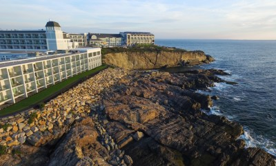 The Cliff House Maine is the essence of getting away, far away