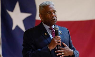 Allen West, Texas GOP candidate, hospitalized with COVID-19