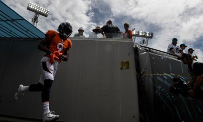 WATCH: Broncos' Kendall Hinton grabs 4th-down TD against Steelers, his first career NFL touchdown