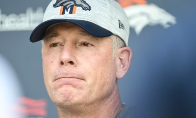 Kiszla: Stop the madness! Low-scoring Broncos need to fire offensive coordinator Pat Shurmur.