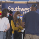Southwest cancelations force travelers to find a new route