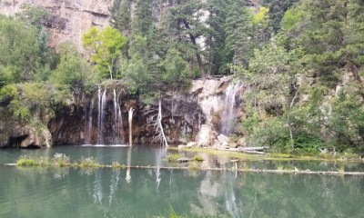 Forest Service seeks to pinpoint Hanging Lake headwaters