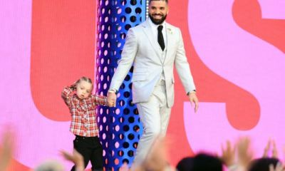 Happy Birthday Lil Papi: Drake's Son Adonis Turns 4 With A Racing Themed Party