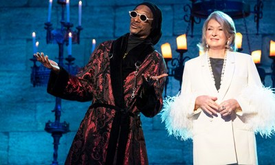 Snoop Dogg & Martha Stewart Count Down To Their Halloween Special With Epic Costumes