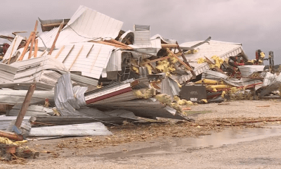 National Weather Service surveying damage from Greene County tornado