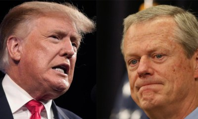Howie Carr: Trump goes RINO hunting for Charlie Baker