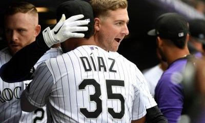 Rockies' end-of-season infield analysis: When Trevor Story books, who plays shortstop?