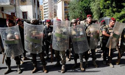 5 killed in Beirut clashes as tensions over blast probe soar