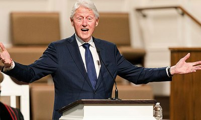 Bill Clinton, 75, Hospitalized For 'Non-COVID-Related Infection'