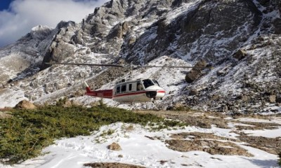 Search and rescuers locate body of climber who became cliffed out, fell on Kit Carson Peak