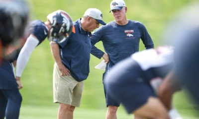 Keeler: Pat Shurmur won't change. It's up to Von Miller, Justin Simmons and Broncos defense to rescue what's left of 2021.
