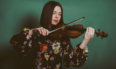Violinist Tessa Lark refuses to stay in her musical lane