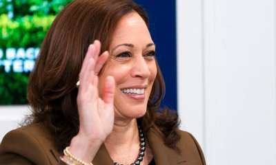 Lucas: A trip to space may be just the thing for VP Kamala Harris