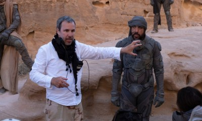 'Dune' director focuses on sci-fi classic's environmental message