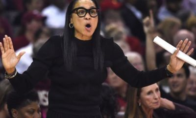 Dawn Staley Becomes Highest-Paid Black Women's Coach In College Sports With $22.4 Million Extension